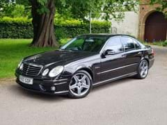 Navigate to Lot 280 - 2007 Mercedes-Benz E63 AMG