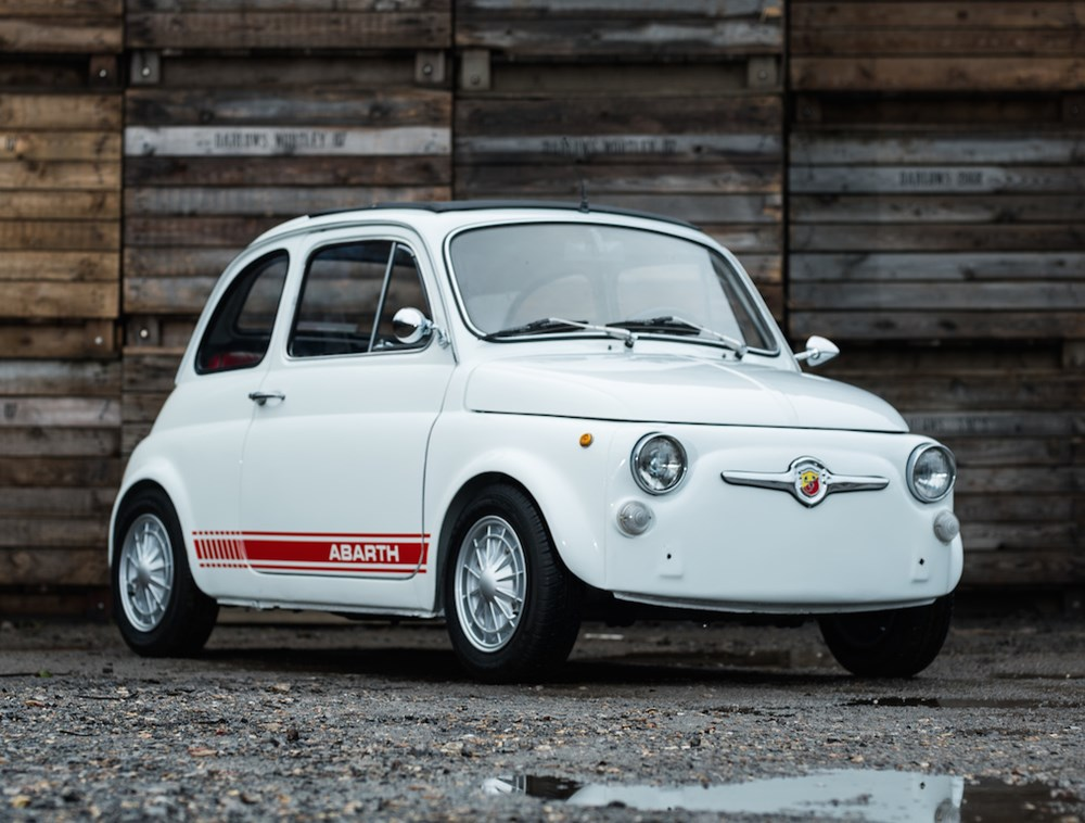 Lot 209 - 1971 Fiat 500L Abarth Recreation