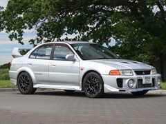 Navigate to Lot 125 - 1998 Mitsubishi Lancer Evolution V