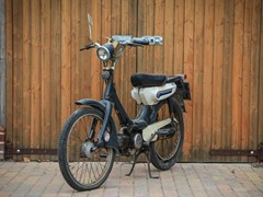 Navigate to Lot 213 - 1971 Honda PC 50 Moped