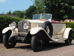 Navigate to Lot 235 - 1929 13051 20hp Dual-Cowl, Boat-tail Tourer by F.W. Griffin