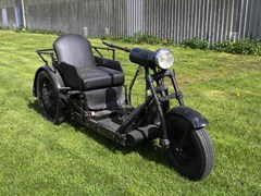 Navigate to Lot 186 - 1953 13076 Argson Model 44 Mobility Vehicle