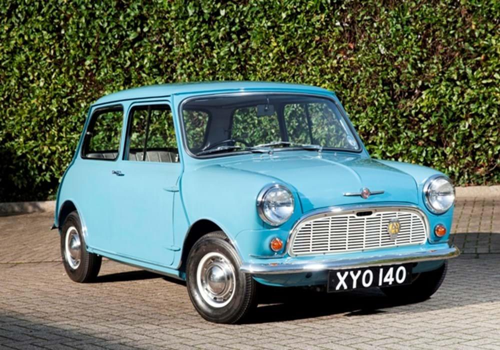Ref 57 1960 Morris Mini Concours