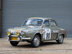 Navigate to Lot 121 - 1960 Renault Dauphine Gordini