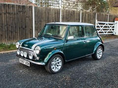 Navigate to Lot 240 - 2000 Rover Mini Cooper Sport