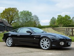 Navigate to Lot 164 - 2003 Aston Martin DB7 GT
