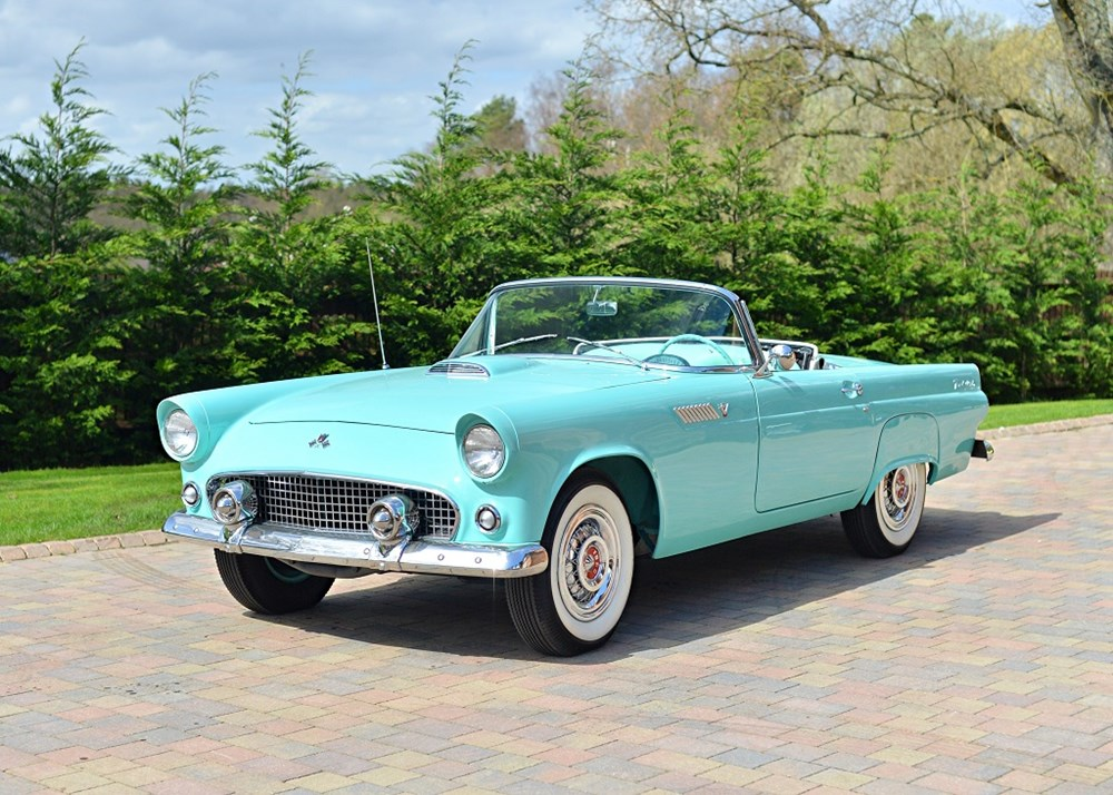 Lot 145 - 1955 Ford Thunderbird Convertible