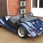 Ref 125 2008 Morgan Roadster Lightweight Class B Competition -