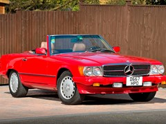 Navigate to Lot 234 - 1987 Mercedes-Benz 560 SL Roadster