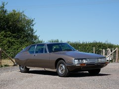 Navigate to Lot 231 - 1971 Citroën SM *WITHDRAWN*