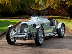 Navigate to Lot 219 - 1939 Alvis 12/70 Special
