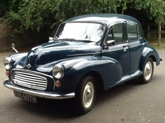 Navigate to Lot 205 - 1969 Morris Minor 1000