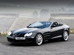 Navigate to Lot 209 - 2008 Mercedes-Benz SLR McLaren Roadster