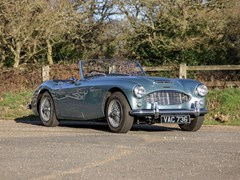 Navigate to Lot 247 - 1956 Austin Healey 100/6 BN4