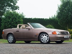 Navigate to Lot 159 - 1993 Mercedes-Benz 500 Roadster