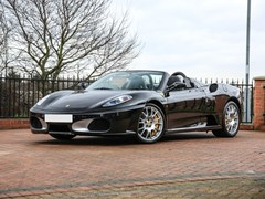 Navigate to Lot 176 - 2008 Ferrari F430 F1 Spider