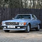 Ref 66 1983 Mercedes-Benz SL 380 Roadster -