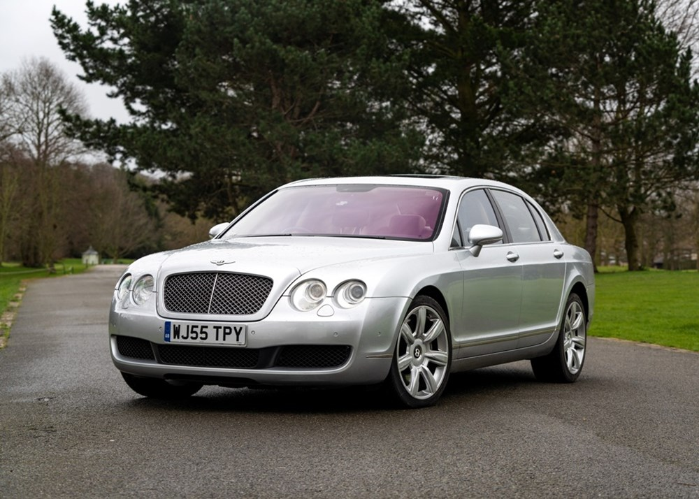 Lot 280 - 2006 Bentley Continental Flying Spur