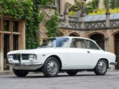 Navigate to Lot 253 - 1966 Alfa Romeo Guilia Sprint GT Veloce *WITHDRAWN*