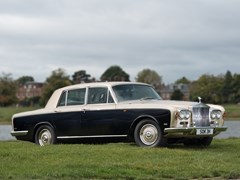 Navigate to Lot 308 - 1969 Rolls-Royce Silver Shadow I
