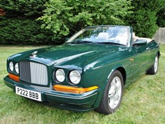 Navigate to Lot 228 - 1997 Bentley Azure