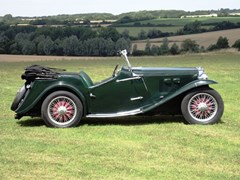 Navigate to Lot 257 - 1936 MG NB Magnette