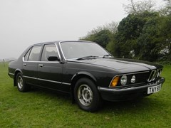 Navigate to Lot 442 - 1981 BMW 732i