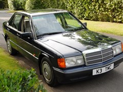 Navigate to Lot 269 - 1993 12987 190E Saloon