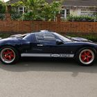 1996 Ford GT40 Recreation by Tornado -