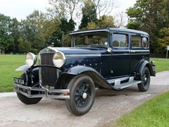 Navigate to Lot 228 - 1930 Hudson Super Eight Saloon by Johnson & Smith
