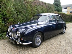 Navigate to Lot 267 - 1968 Jaguar Mk. II 340 Saloon