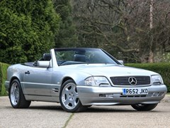 Navigate to Lot 149 - 1998 Mercedes-Benz SL 320 Roadster