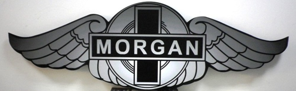 Lot 035 - Morgan Wall PLaque