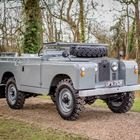 Ref 100 1968 Land Rover Series IIA 88 Inch -