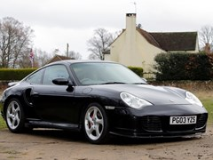 Navigate to Lot 191 - 2003 Porsche 996 Turbo Tiptronic