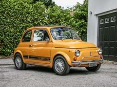Navigate to Lot 109 - 1969 Fiat 500L 750 Abarth Evocation
