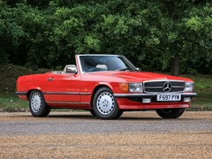 Navigate to Lot 245 - 1989 Mercedes-Benz 300 SL Roadster