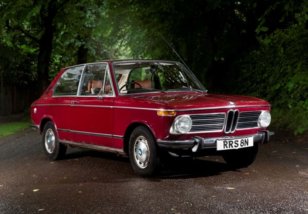 Lot 225 - 1973 BMW 2002 Touring *NO RESERVE*