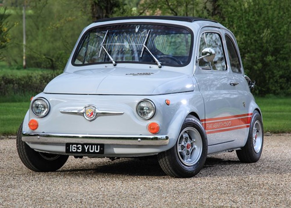 Lot 156 - 1972 Fiat 595 EsseEsse Tribute