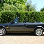 1990 BMW 320i Convertible -