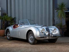 Navigate to Lot 283 - 1953 Jaguar XK120SE Roadster