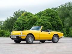 Navigate to Lot 231 - 1978 Triumph Spitfire 1500cc