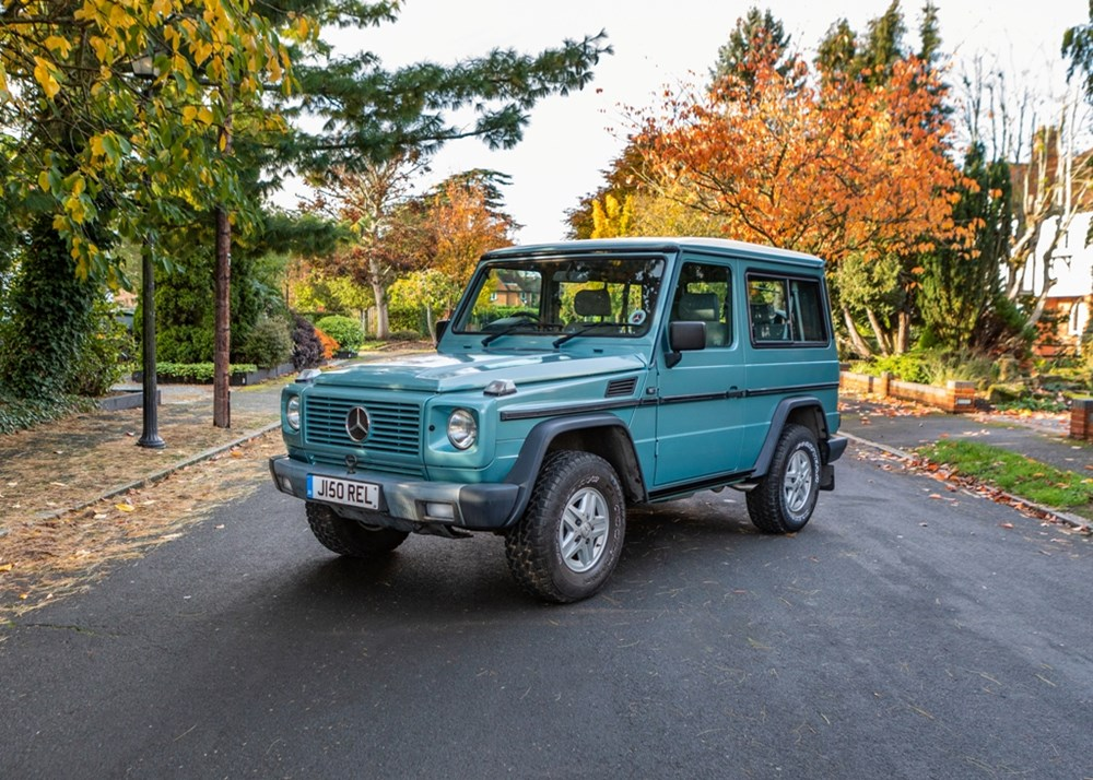 Lot 245 - 1991 Mercedes-Benz G-Wagon GES 300
