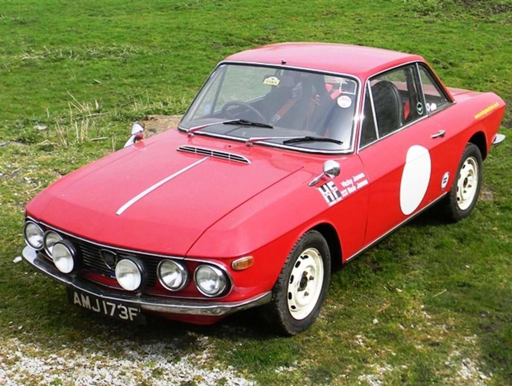 1969 Lancia Fulvia Coupe Rallye HF