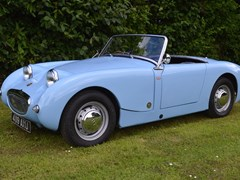 Navigate to Lot 229 - 1960 Austin-Healey Sprite Mk. I 'Frogeye'
