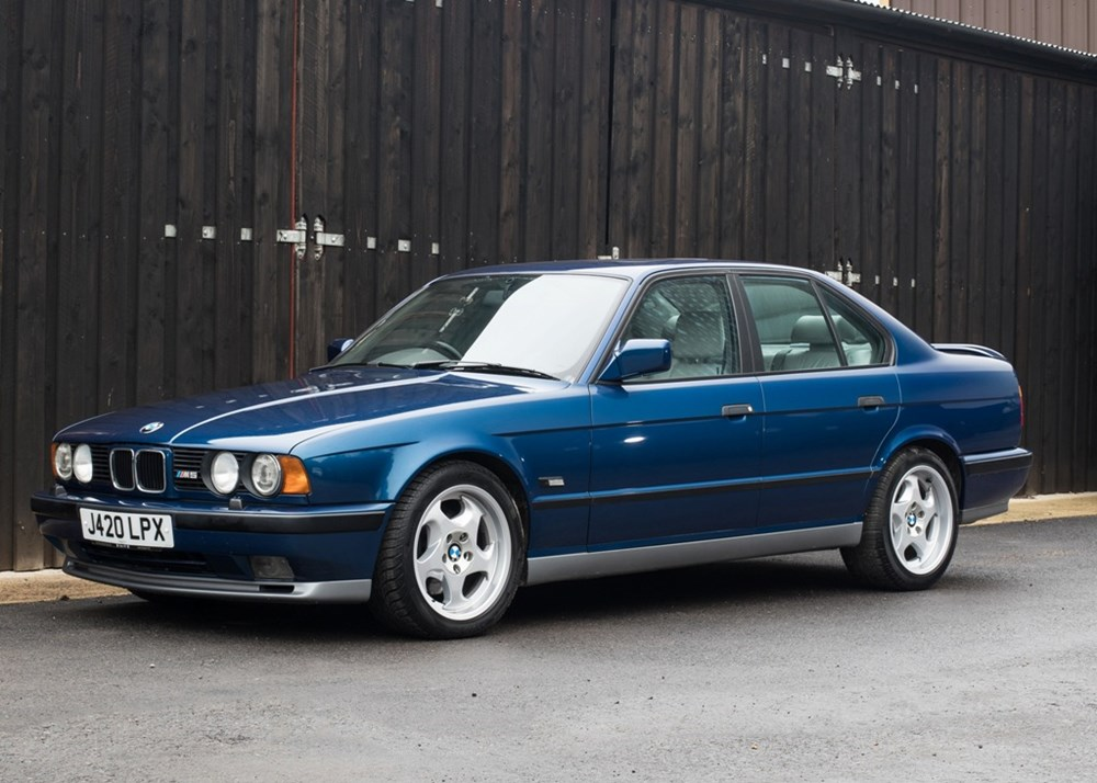 Ref 29 1992 Bmw M5 E34 Classic Sports Car Auctioneers