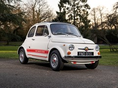 Navigate to Lot 229 - 1972 Fiat 595 Abarth Replica