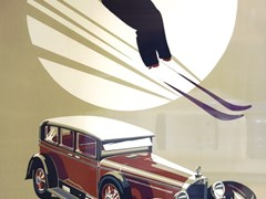 Navigate to Mercedes-Benz advertising posters
