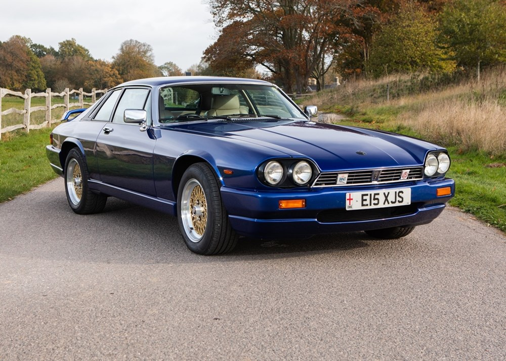 Lot 333 - 1987 Jaguar XJS V12 Coupé