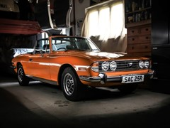 Navigate to Lot 327 - 1977 Triumph Stag